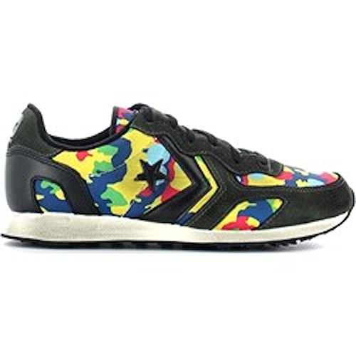 Converse Auckland Racer Ox Ny/Suede PRI, Unisex Adults' Shoes multi-coloured