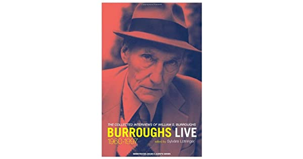 Amazon.com: Burroughs Live: The Collected Interview of ...