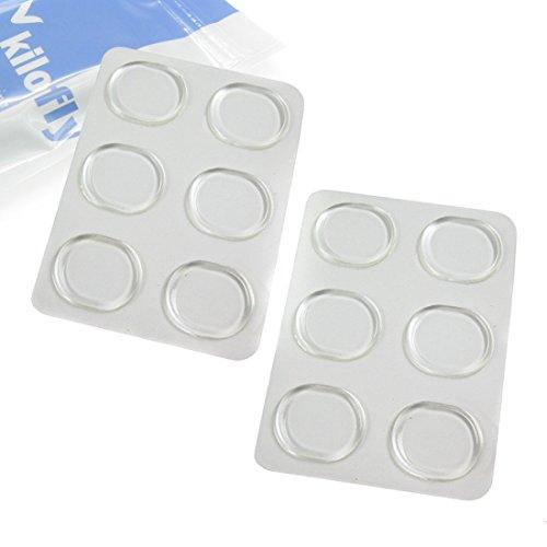 kilofly Round Silicone Sticker Value product image