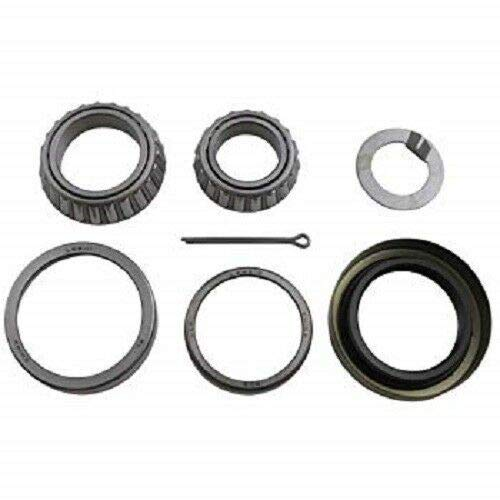 Complete Trailer Bearing Kit for Dexter ALKO 3500# Axles L44649/ L68149 Bearings by unbrand
