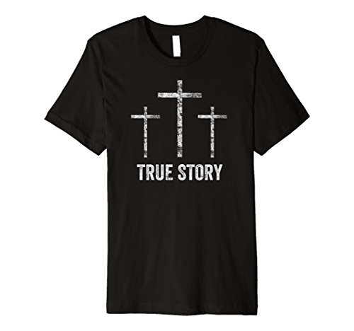 Christian Easter Shirt Resurrection Day True Story Jesus (Jesus In The Desert Story For Kids)