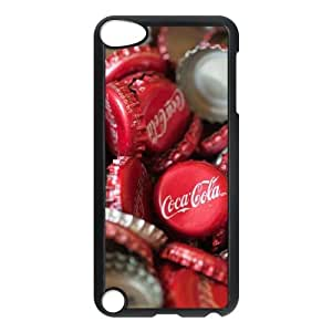 DIY iPod Touch 5 Case, Zyoux Custom New Fashion iPod Touch 5 Cover Case - Coke bottles