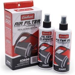 EDELBROCK 43600 Pro Charge Air Filter Cleaning Kits