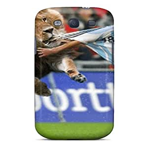 Samsung Galaxy S3 ONl13711YLyQ Customized High Resolution Messi Series Perfect Hard Cell-phone Case -JonathanMaedel
