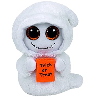 """Ty Beanie Boos Mist the Ghost 6"""": Toys & Games"""
