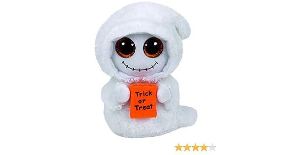 Ty TY37194 - Beanie boo S - peluche de fantasma de Halloween, 15 cm: Amazon.es: Juguetes y juegos