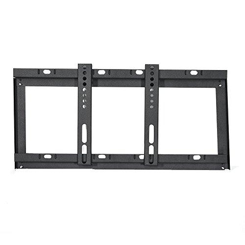 "Lumsing Slim Low Profile 10-50"" LCD LED Plasma Flat Screen Monitor TV Wall Mount Bracket MAX Vesa 400*200mm"