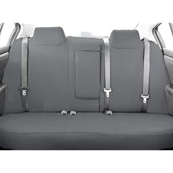 Beige Insert and Black Trim CalTrend Rear Row 40//60 Split Bench Custom Fit Seat Cover for Select Hyundai Elantra Models NeoSupreme