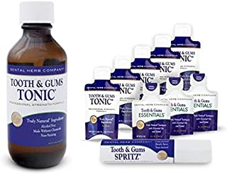 product image for Dental Herb Company - Tooth & Gums Tonic & Travel Set