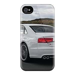 Dana Lindsey Mendez Iphone 4/4s Hybrid Case Cover Silicon Bumper Audi S8
