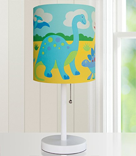 Tv Land Characters Costumes (Olive Kids Dinosaur Land Cylinder Lamp)