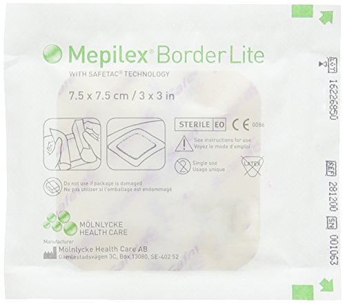 Mepilex Border Lite Foam Dressing 3