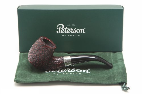 Peterson Donegal Rocky 69 Tobacco Pipe (Donegal Fish)