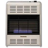 Empire Vent-Free Blue Flame Heater LP 20000 BTU, Manual Control