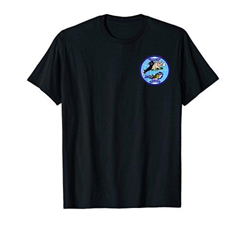 (USS Buffalo SSN-715 Submarine Shirt)