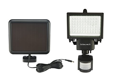 60 Led Solar Powered Motion Sensor Flood Light in Florida - 5