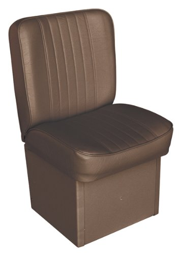 Deluxe Boat Seats Jump Seat (Wiseco WD1414P-716 Brown Deluxe Jump Seat)