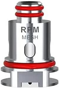 Pack de 5 resistencias, Malla 0.4 ohm RPM40 Smok: Amazon.es: Salud y cuidado personal