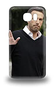 Galaxy 3D PC Case Cover Specially Made For Galaxy S6 Ben Affleck American Male Benjamin G Za Affleck-Boldt Good Will Hunting ( Custom Picture iPhone 6, iPhone 6 PLUS, iPhone 5, iPhone 5S, iPhone 5C, iPhone 4, iPhone 4S,Galaxy S6,Galaxy S5,Galaxy S4,Galaxy S3,Note 3,iPad Mini-Mini 2,iPad Air )