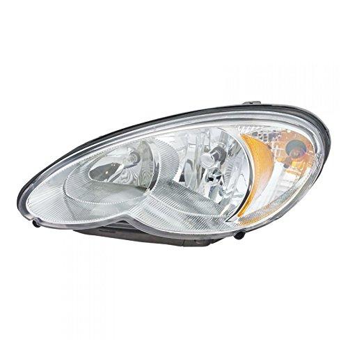 Headlight Headlamp Driver Side Left LH for 06-10 Chrysler PT Cruiser
