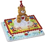 Care Bears Tenderheart Bear Cake Topper Decoration