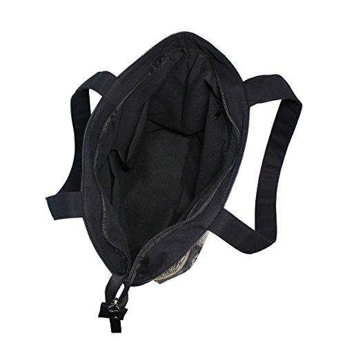 Bag Canvas MyDaily Tote Hemispheres Womens Handbag Boreal Shoulder Austral Constellations Btr5nr