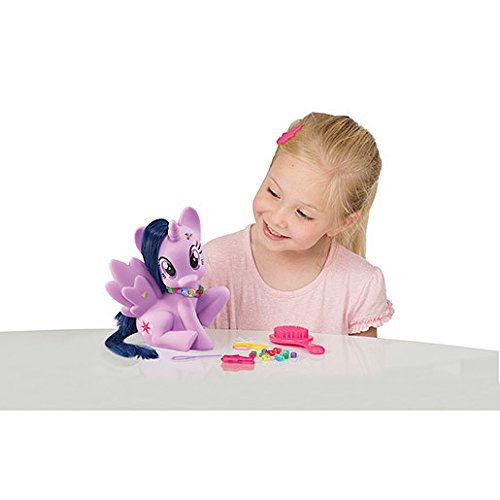 My Little Pony Twilight Sparkle Styling Head With Accessories