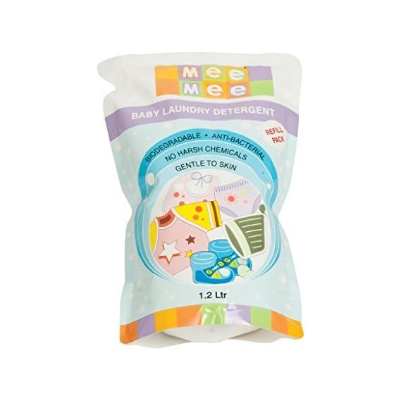 Mee Mee MM-1305 Baby Laundry Detergent, 1.2L