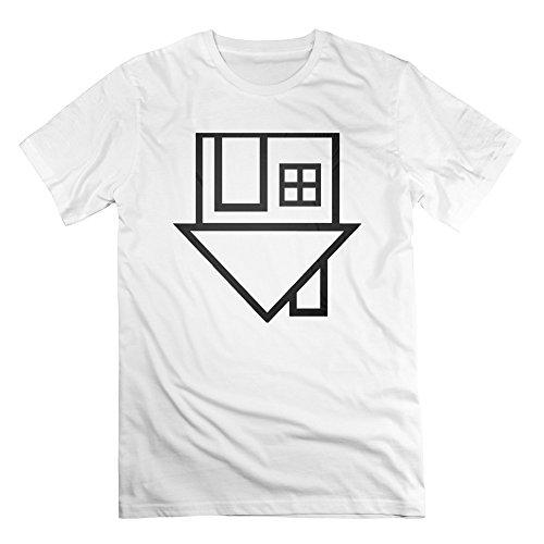Abbas Man's The Neighbourhood House Logo T-shirts