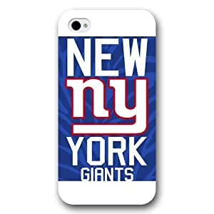 Onelee Customized NFL Series Case For Samsung Galaxy S3 I9300 Case Cover , NFL Team New York Giants Logo For Samsung Galaxy S3 I9300 Case Cover , Only Fit For Samsung Galaxy S3 I9300 Case Cover (White Frosted Shell)