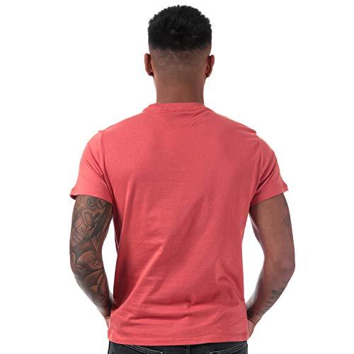 Rouge Eagle Icon shirt T Levis Homme Graphic 1X8qx