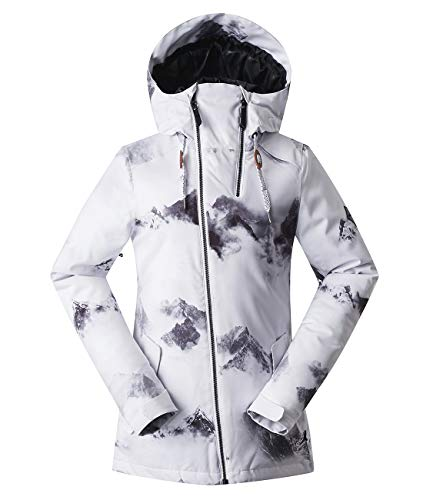 - APTRO Women's Windproof Waterproof Ski&Snowboarding Jacket 1801 Size L