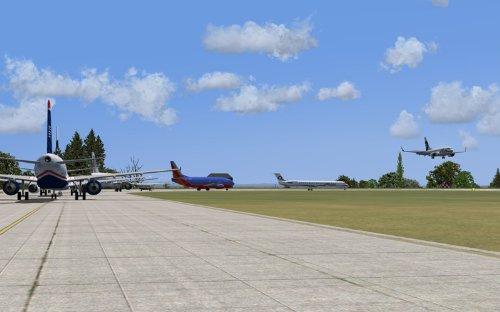 Flight Simulator X - Ultimate Traffic 2-2016 (Add-On