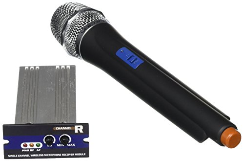 VocoPro UMHR Color Coded Wireless Microphones and Transmitters
