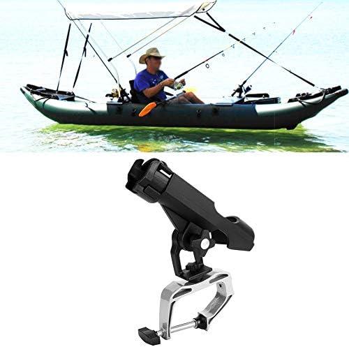 Abrazadera para caña de Pescar Soporte para caña de Pescar 2