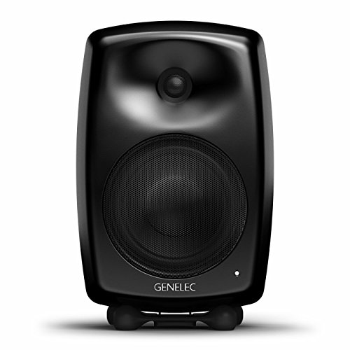 [해외]Genelec G Four 홈 오디오 액티브 스피커 (블랙) / Genelec G Four Home Audio Active speakers (black)