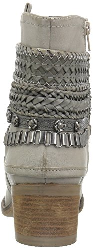 Santana by WoMen Grey Carlos Boot Ankle Carlos Cole H6TExEqn