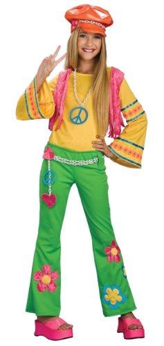 Tween (Flower Power Hippie Girls Costumes)