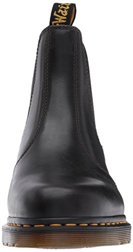 Hardy Hardy Orleans Dr Dr Boots Martens Gunmetal Leather Mens qqnwEC1