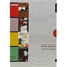Quatro Baianos Porretas. Castro Alves, Carlos Marighella, Glauber Rocha e Milton Santos