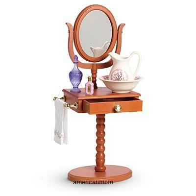 American Girl Marie-Grace's Vanity & Accessories Set for Dolls by American Girl