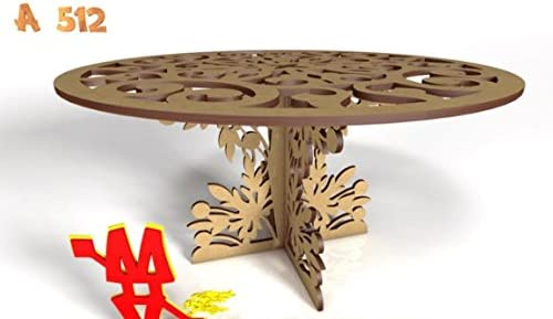 Kit para hacer mesa de madera DM para candy bar mesa dulce ...