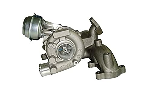 GOWE GT1749 V Turbo 713672 - 5006S 038253019 C 454232 - 0002/6 Turbocompresor para Volkswagen Golf 1.9 TDI MOTOR AHF: Amazon.es: Bricolaje y herramientas