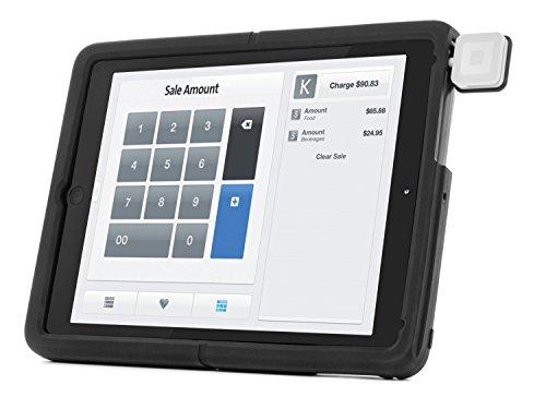 Kensington SecureBack Rugged Payments Enclosure for iPad Air and iPad Air 2 (K67739WW)
