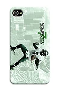 Iphone 6 Plus Protective Case,Fashion 3D Football Iphone 6 Plus Case/Philadelphia Eagles Designed Iphone 6 Plus Hard Case/Nfl Hard Case Cover Skin for Iphone 6 Plus