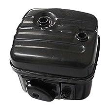 AISEN Replacement Muffler for Husqvarna 340 345 346 350 351 353 Chainsaw Jonsered 2150 2149 2152 2153 2147 2145 2141
