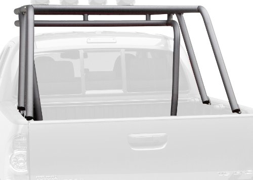 Body Armor 4x4 TC-6124 Black Mounting Kit for Sport Rack System on 2005-2013 Toyota Tacoma by Body Armor