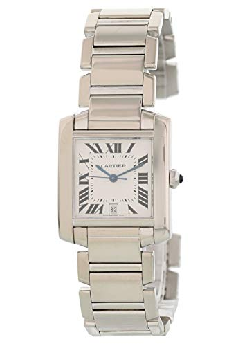 Pre Owned Cartier Tank - 9