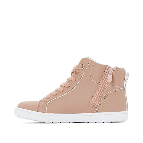 La Redoute Collections Mdchen Sneakers, Osen in Sternform Gr. 2639 Gre 39 Rosa