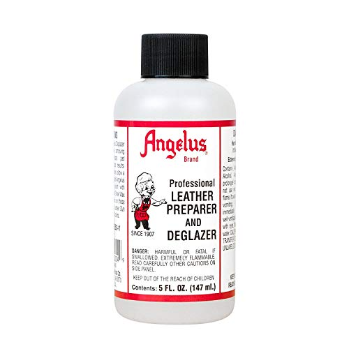 Angelus Leather Preparer & Deglazer 5 Oz
